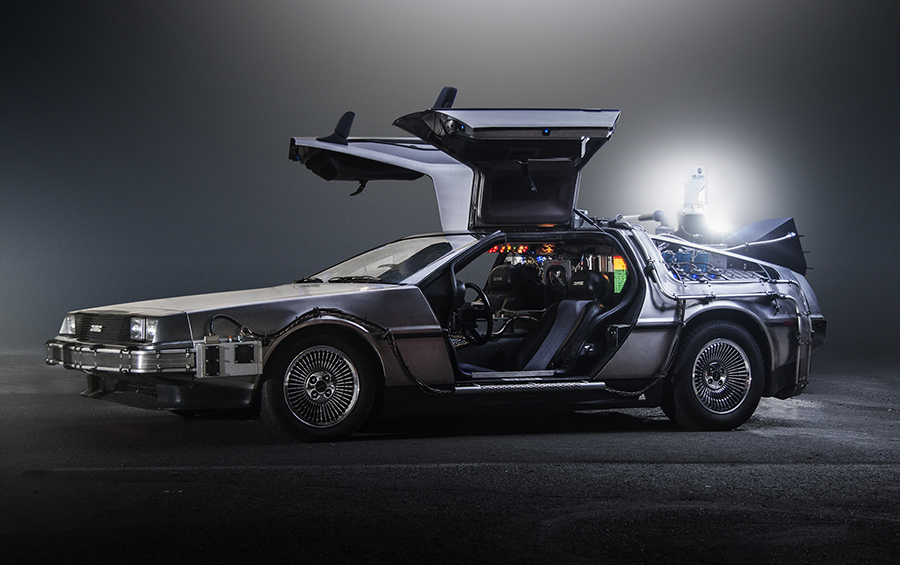 The Cars Doc Brown Would Use If Back To The Future Was Made - Cool cars in the future