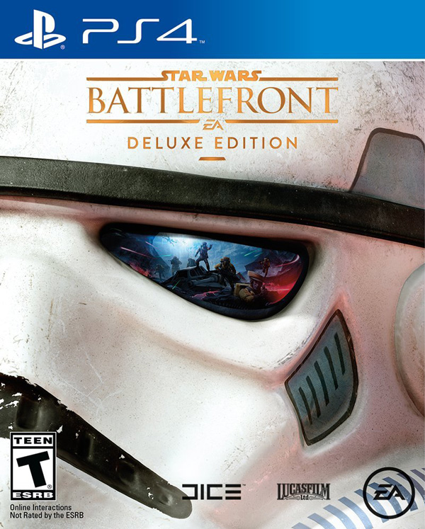 The Deluxe Edition comes with 5 DLC.
