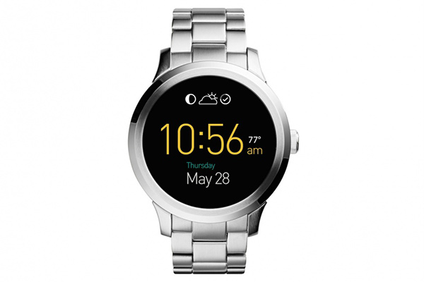 The Fossil Q Founder runs Android Wear and is powered by Intel hardware. (Image Source: Digital Trends)