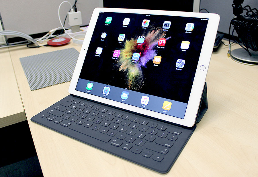 The iPad Pro's accessories are great to have, but adds significant cost to the system.
