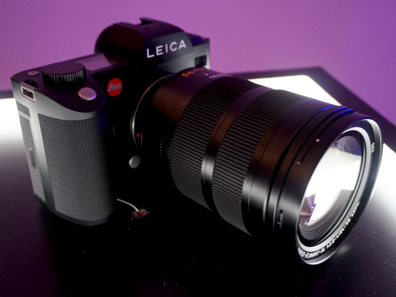 Hands-on with the Leica SL, Leica\'s new full-frame mirrorless ...