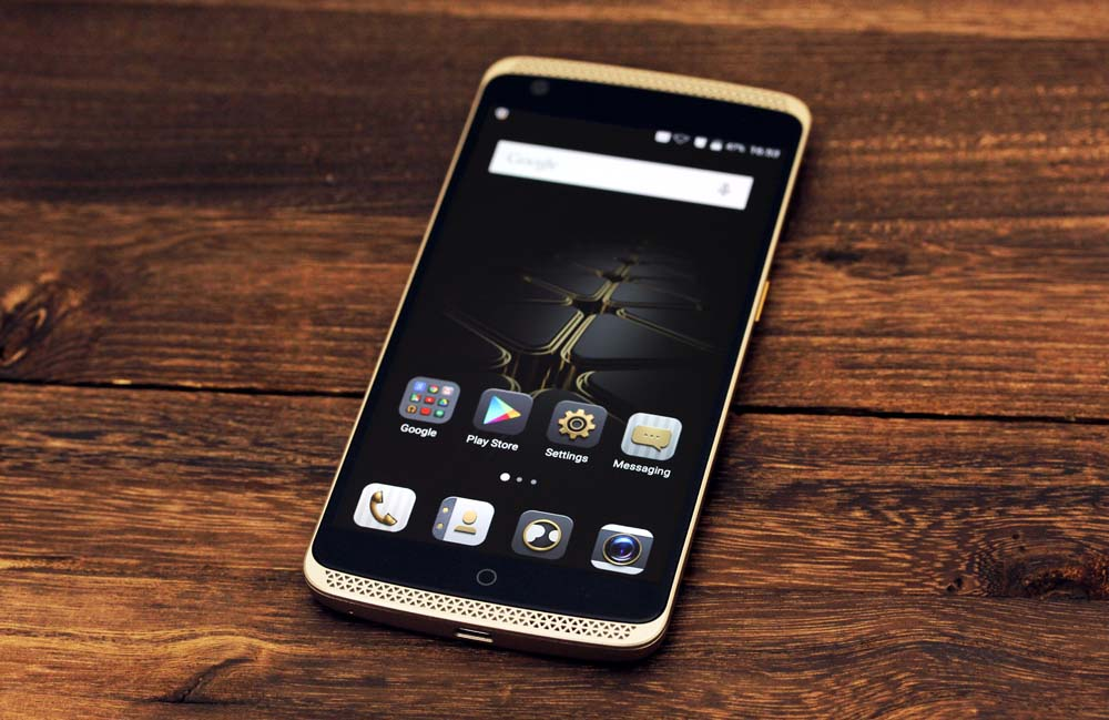 ZTE Axon Elite: The mobile safe (updated with test ...
