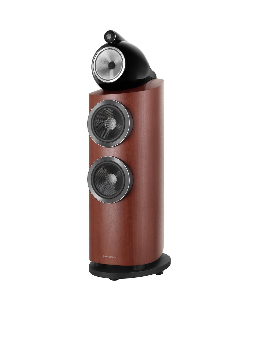 802 D3 from Bowers & Wilkins 800 Series Diamond speakers.