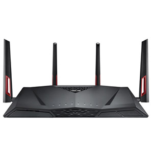ASUS RT-AC88U Dual-Band Wireless-AC3100 Router