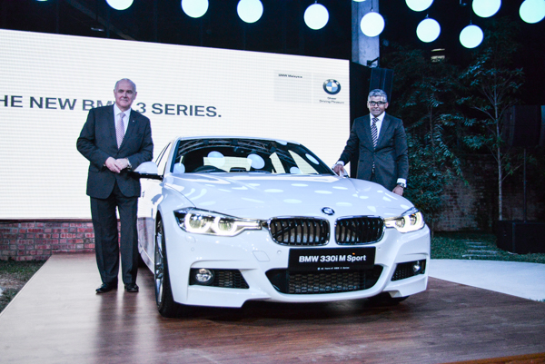 New Bmw 3 Series Launched Has Connecteddrive Features