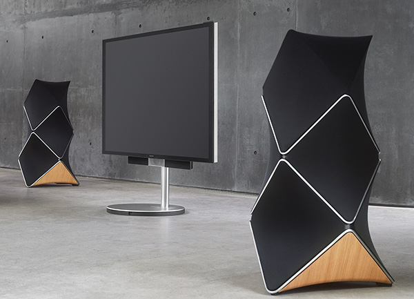 ... and Bang & Olufsen have decided to mark theirs in style – with the  launch of their most advanced speaker ever, the BeoLab 90 loudspeaker.