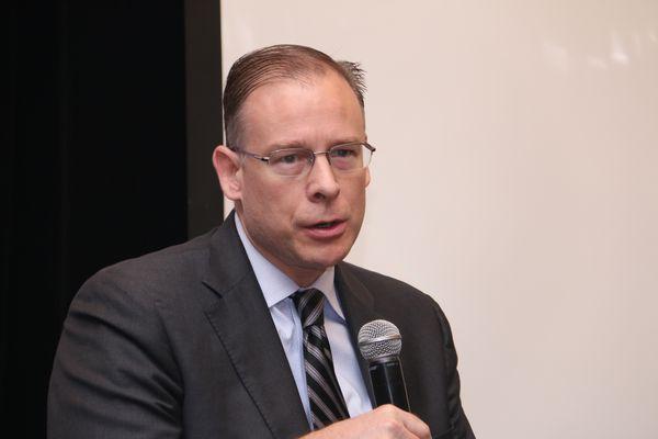 Thomas S. Dougherty, Regional Legal Advisor for Cybercrime, U.S. Department of Justice, U.S. Embassy in Kuala Lumpur