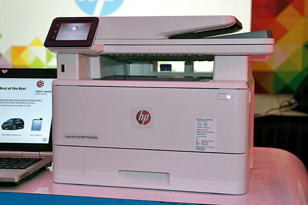 HP's latest LaserJets are all about performance and ...