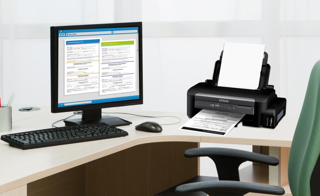 Epson To Take Down The Laser Printer Hardwarezone Com Ph