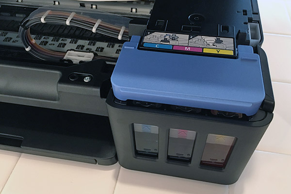 The Pixma Ink Efficient G1000 G2000 And G3000 Are Canons First Tank System Printers