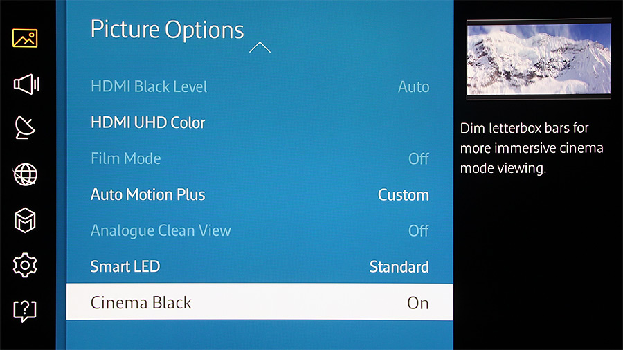 Performance & conclusion : Samsung JS9500 and JS9000 SUHD 4K TVs