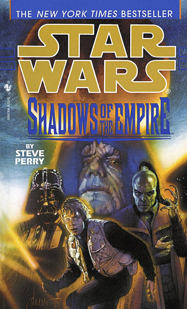 Shadows of the Empire was gripping because Darth Vader finally meets his match in Prince Xizor, the Falleen prince and leader of the Black Sun.