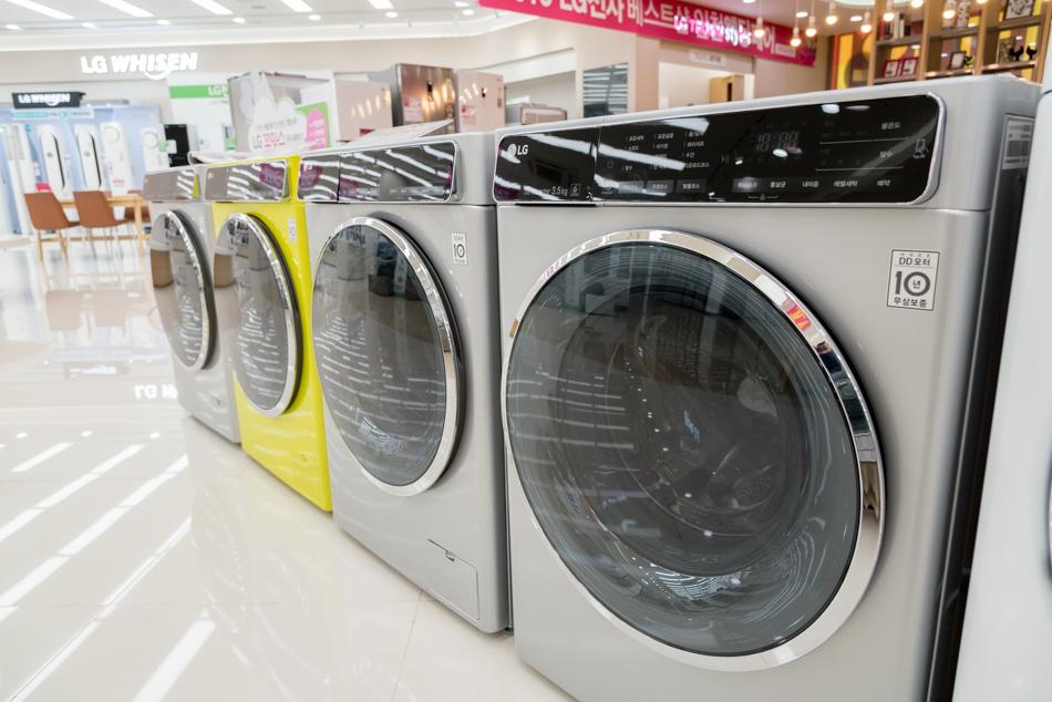 5 things we like about lgs new washing machines hardwarezone 5 things we like about lgs new washing machines solutioingenieria Choice Image