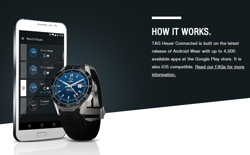 Tag Heuer ramps up production of Connected Watch ...