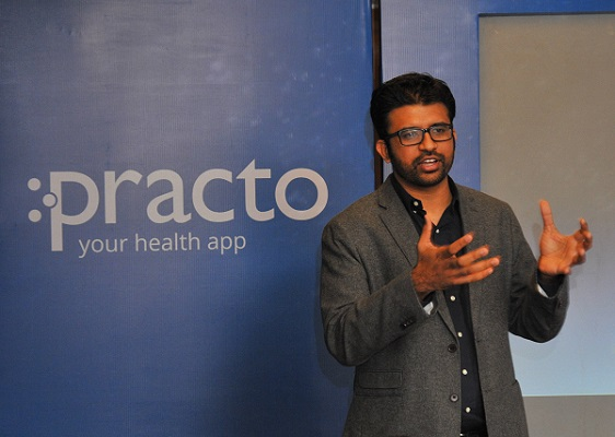 Mr. Shashank ND, Founder & CEO of Practo