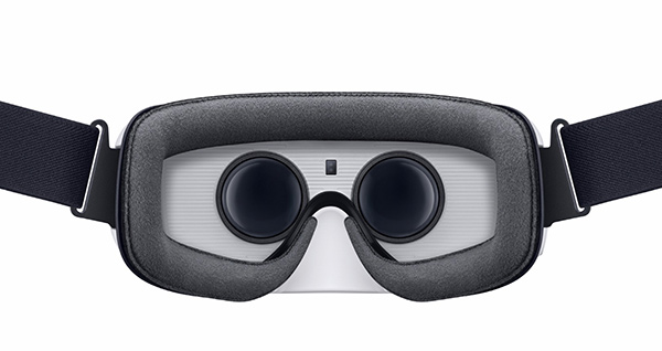The cushioning on the consumer edition has been improved. (Image Source: Samsung)