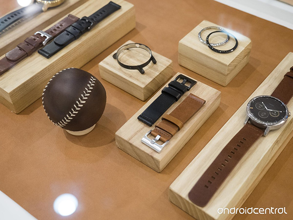 That's a lot of leather. (Image Source: Android Central)