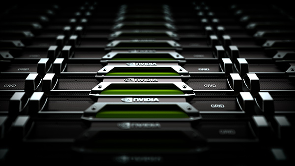 GPU-accelerated virtualization enables much improved application performance. (Image Source: NVIDIA)