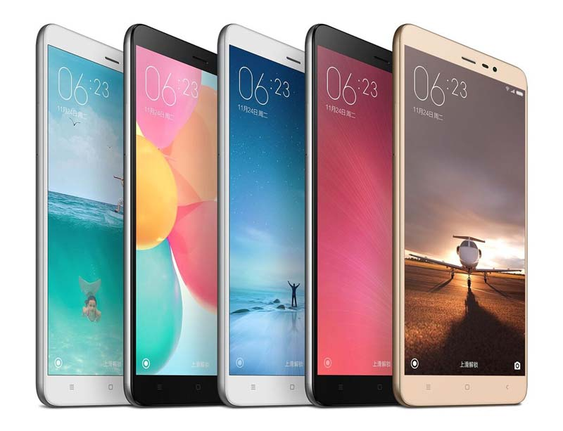 Xiaomi unveils full-metal Redmi Note 3 and Android or ...