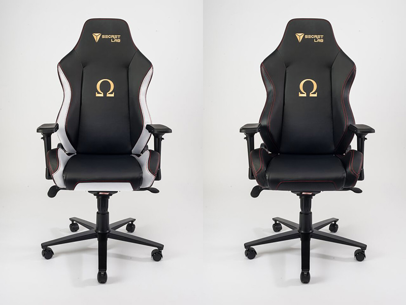Awesome The Omega Comes In Two Versions, Classic And Stealth. (Image Source:  Secretlab