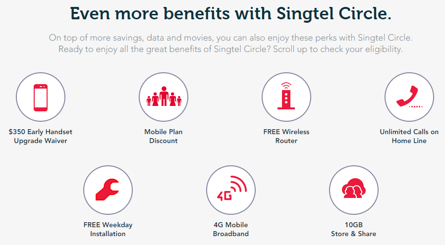 Benefits include free mobile data on Sundays, and weekend movies, on top of all these existing perks.