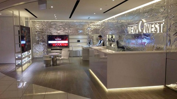Customers interested in home automation can head down to ViewQwest's Suntec store to check out a how-to showcase.