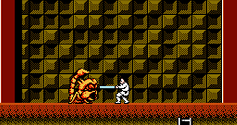 Star Wars for the Famicom has to be seen (and played) to be believed.