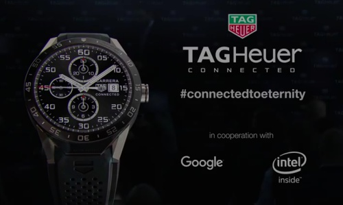 Image Source Screenshot From Tag Heuer Connected Press Conference Youtube
