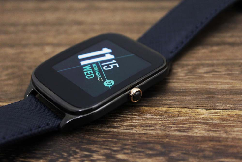 ASUS ZenWatch 2 review: A standout smartwatch at a ...