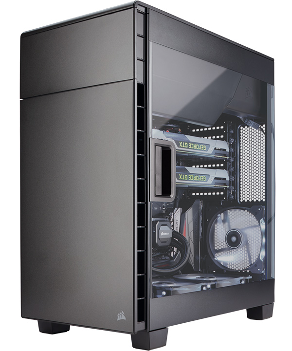 size 40 a718b 45eeb The Corsair Carbide 600C and 600Q inverted-ATX cases inverts things ...