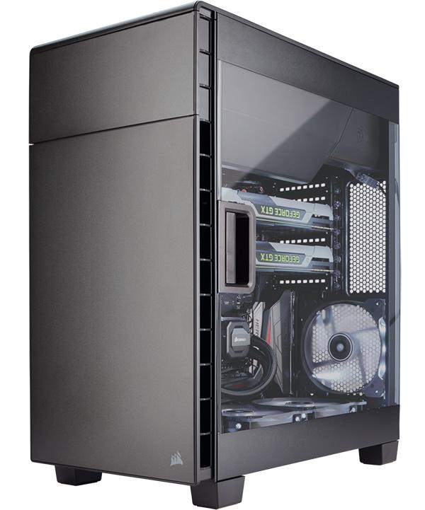 Корпус ATX Thermaltake Versa C22 RGB Без БП чёрный CA-1G9-00M1WN-00