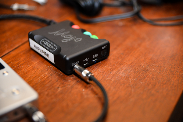 Get studio-quality audio from your smartphone with the Chord Mojo ...