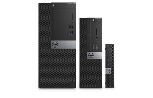 The new Dell OptiPlex 7040 Series.