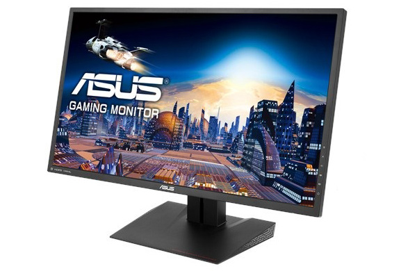 The FreeSync-compatible ASUS MG279Q monitor is about to get company in the form of monitors that support FreeSync over HDMI. (Image Source: ASUS)