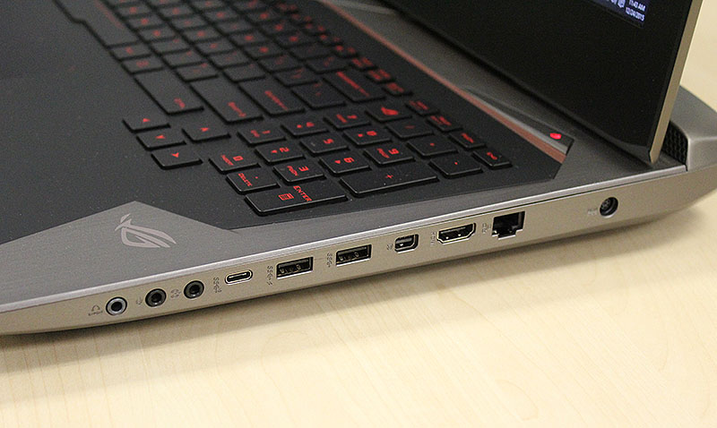 Preview: ASUS ROG G752 17-inch gaming notebook with G-Sync