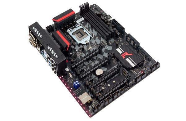 Biostar Z170GT7 motherboard