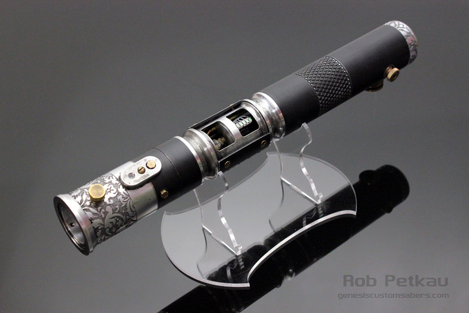 Image Source: Genesis Custom Sabers Design Inspirations