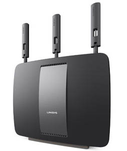 The Linksys EA9200