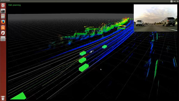 Self Driving Car Path Planning