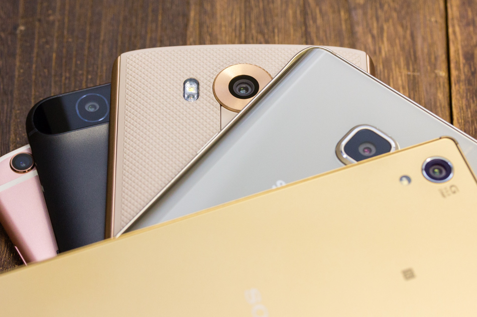 The best camera smartphone of 2015 - HardwareZone.com.sg