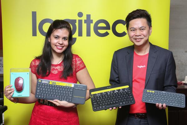 Logitech's new range of Bluetooth and wireless peripherals