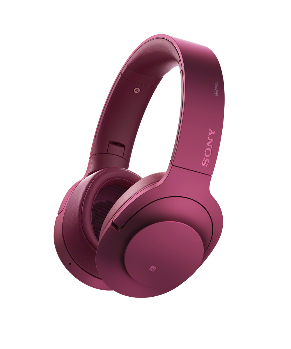 Sony h.ear on MDR-100ABN, now with Bluetooth 4.0.