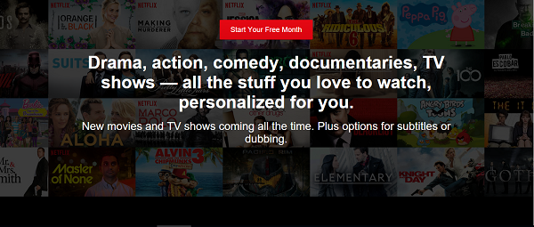 Love Netflix Reddit
