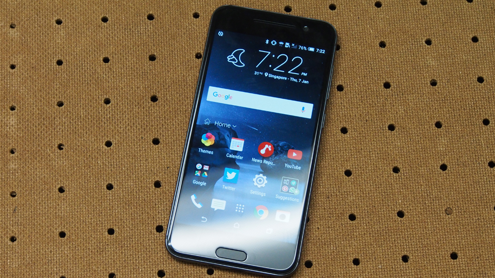 HTC One A9 review - The first non-Nexus phone with Android 6 0