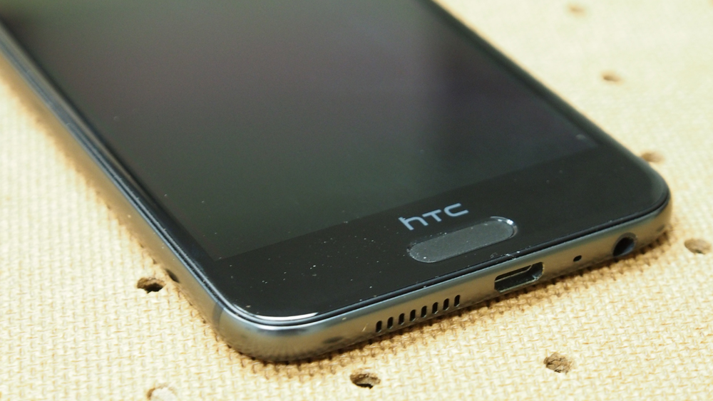 The effective fingerprint sensor is the standout feature for this mid-range smartphone.