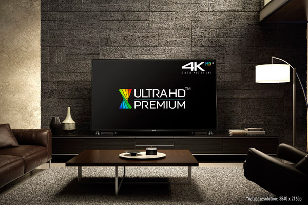 Panasonic's DX900 is another 'Ultra HD Premium' 4K TV you