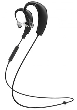 Stylish and sleek, these headphones feature dual-magnet moving coil drivers for excellent audio performance.