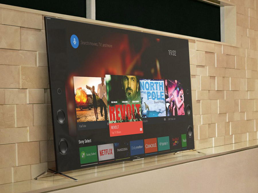 sony 65 inch tv. sony has moved its smart tv platform to android since 2015. 65 inch tv