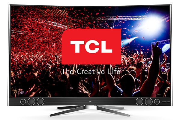The 65-inch TCL X1 supports Dolby Vision HDR and has a peak brightness of 1,000 nits. (Image source: Business Wire.)