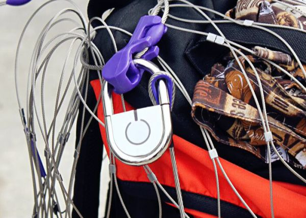 The TappLock Lite is more suitable for travellers, due to its lighter weight.